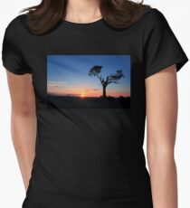Sunrise...Just Waking Up Women's Fitted T-Shirt