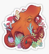OctoDruid Sticker