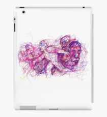 Burning Bowler iPad Case/Skin