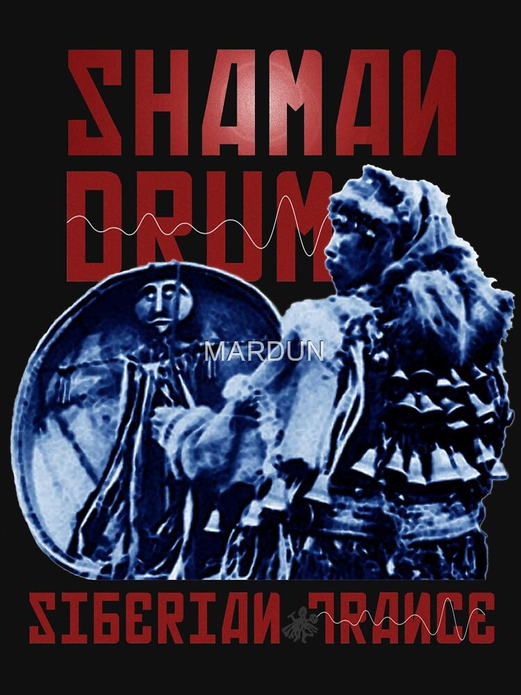 Shaman Drum Siberian Trance by MARDUN