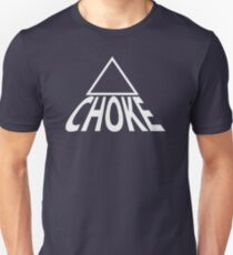 Triangle Choke Jiu Jitsu Design (BJJ / Judo / Wrestling) Unisex T-Shirt