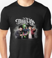 Thug life Goku, piccolo, Vegeta Unisex T-Shirt
