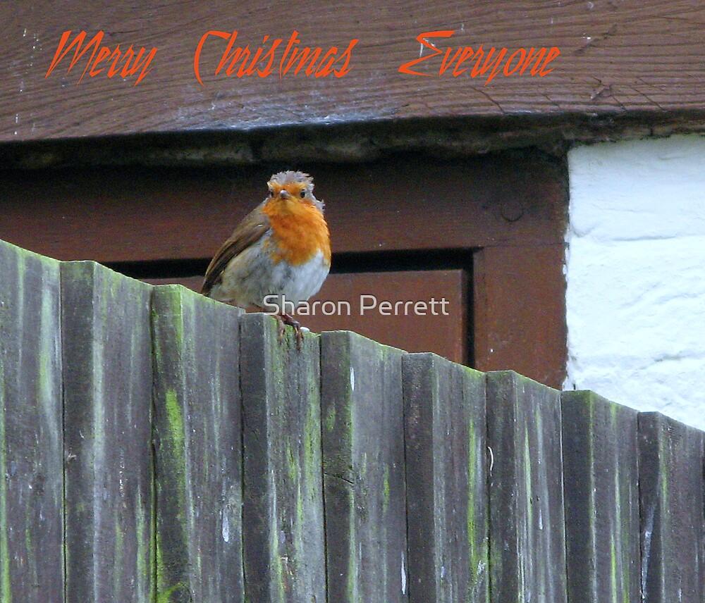 Merry Christmas everyone - 1 by Sharon Perrett