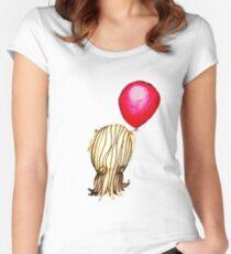Wanna Cuttle? Women's Fitted Scoop T-Shirt