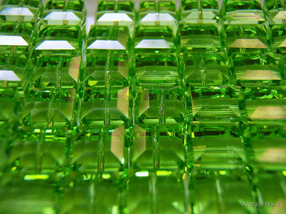 GreenGlass by Andrew Mark