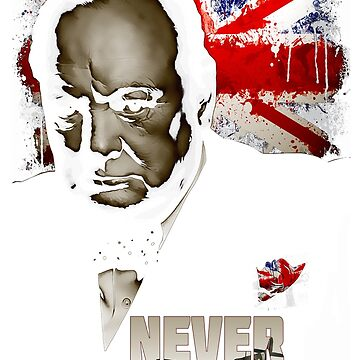 Allied Nations - Winston Churchill by OutlawOutfitter