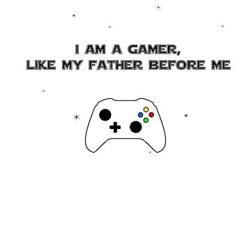 I am a Gamer by TroyDodds