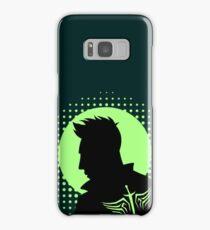 Flint Silhouette  Samsung Galaxy Case/Skin