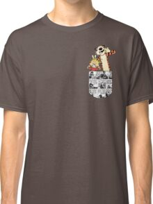 Calvin and Hobbes Pocket Classic T-Shirt