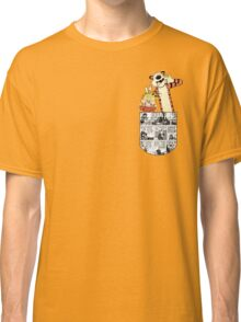 Calvin and Hobbes Pocket Classic T-Shirt