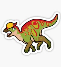 Saurolophus Sticker