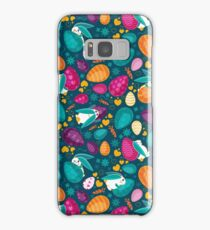Busy Easter Bunnies 1 Samsung Galaxy Case/Skin
