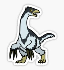 Therizinosaurus Sticker