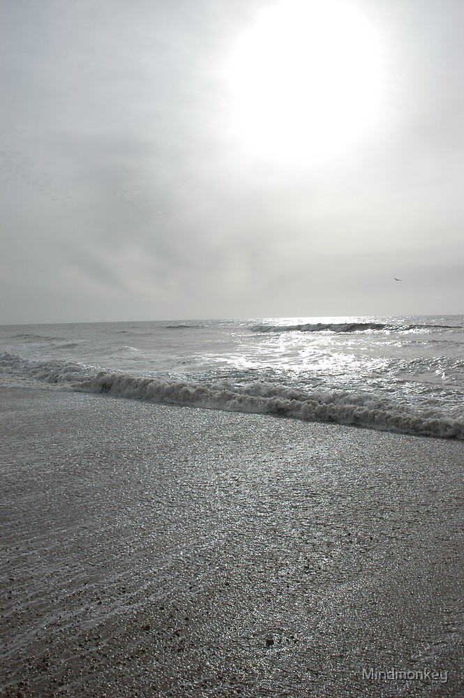 Winter sea by Mindmonkey