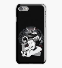 Jim and the Scientists Rock Band iPhone Case/Skin