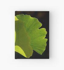 green pair Hardcover Journal