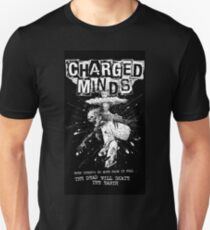 Charged Minds Skate and Die  Unisex T-Shirt