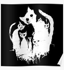 Ghost cats Poster