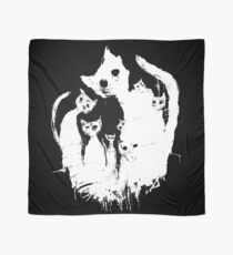 Ghost cats Scarf