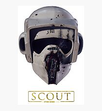 TB-434 - Scout Poster Photographic Print