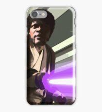 Jedi Master Jules Mace Windu  iPhone Case/Skin