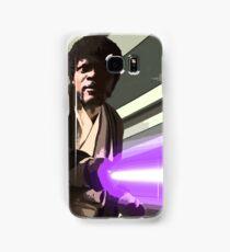 Jedi Master Jules Mace Windu  Samsung Galaxy Case/Skin