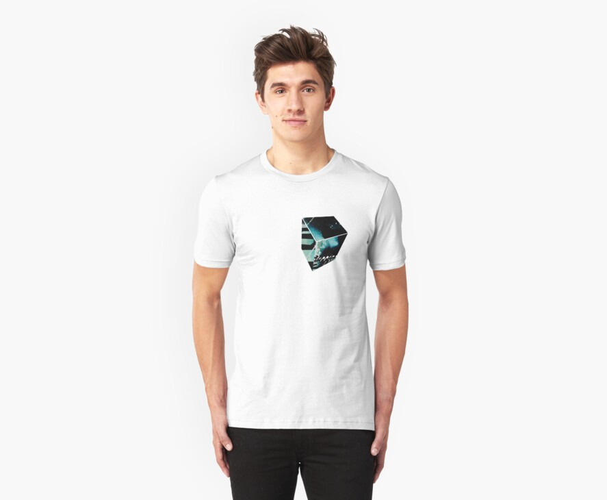 Stepping Stones T-Shirt by Faizan Qureshi