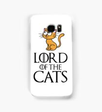 Lord Cats Samsung Galaxy Case/Skin