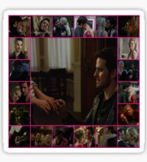 Captain Swan~What Led Us Here {Proposal} Sticker