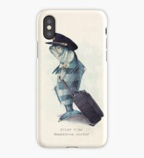 The Pilot iPhone Case