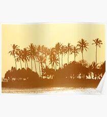 Senggigi Sunset - Lombok - Indonesia Poster