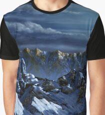 Dawn at Eagle's Peak Graphic T-Shirt