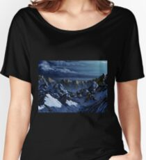 Dawn at Eagle's Peak Women's Relaxed Fit T-Shirt