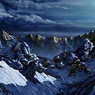 Dawn at Eagle's Peak by Curtiss Shaffer