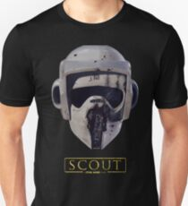 TB-434 - Scout Poster T-Shirt