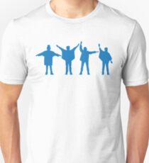 The Beatles Help Unisex T-Shirt
