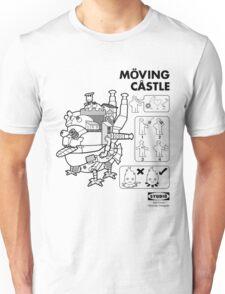 Möving Castle Unisex T-Shirt