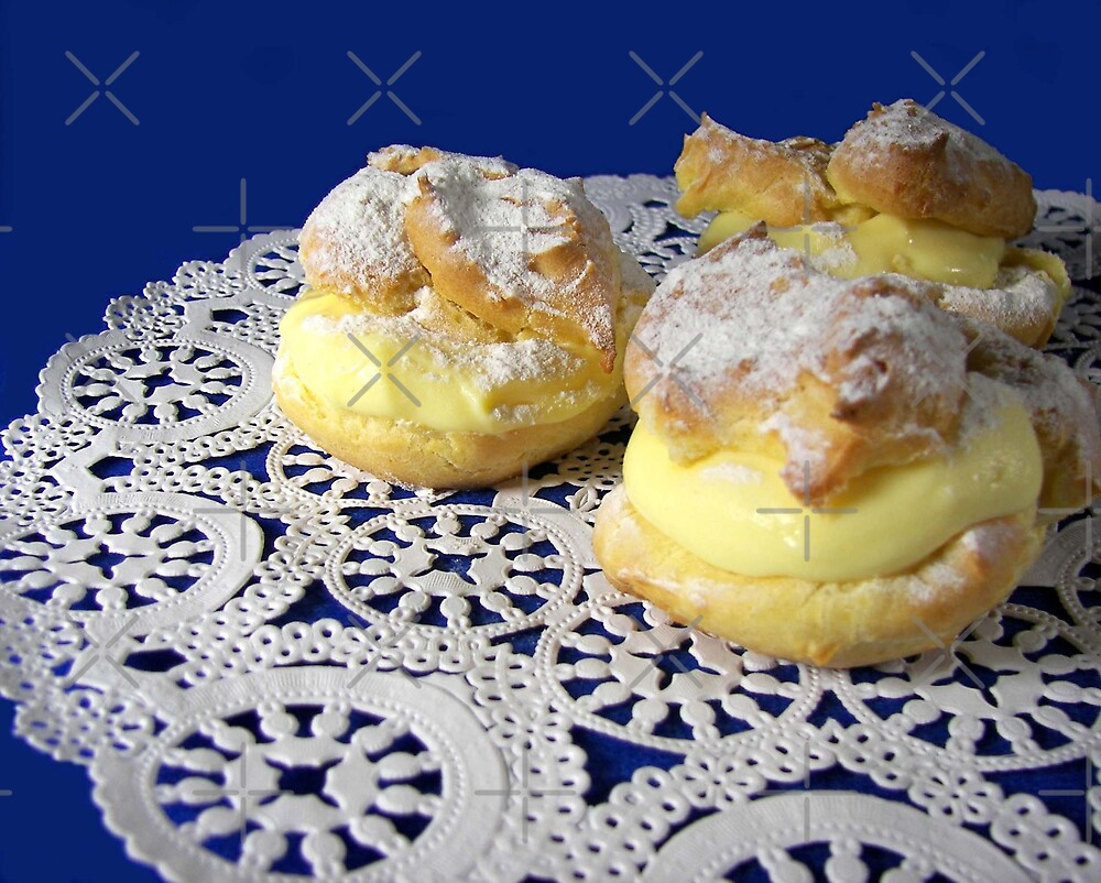 Homemade Dessert by Maria Dryfhout