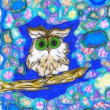 Little OWL by tkrosevear