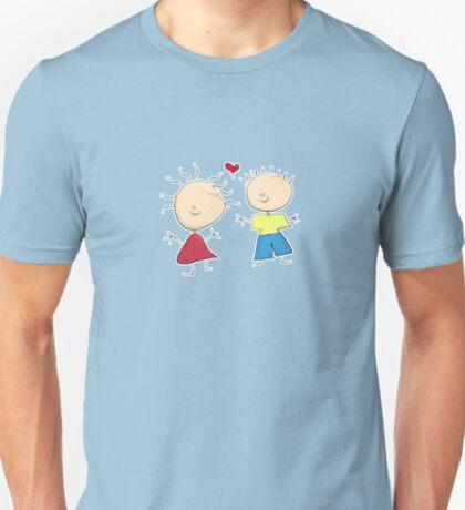 Tiny Tabi Falls in Love T-Shirt