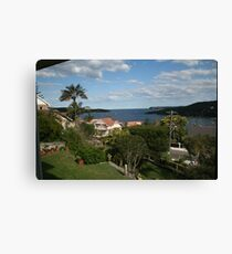 The Fairlight connection Canvas Print