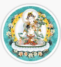 Goddess of Healing Sticker