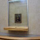 Mona Lisa, At the Louvre, Original, Paris  by WaleskaL