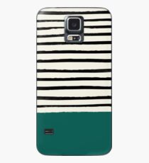Funda/vinilo para Samsung Galaxy Jungle x Stripes