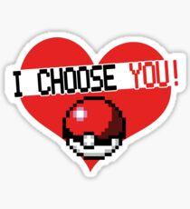 I choose  Sticker