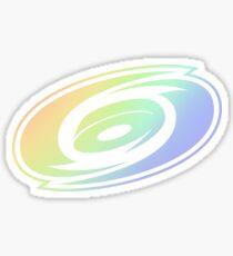 Carolina Hurricanes Pride Sticker