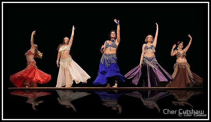 Dance Troup by Cher Cutshaw
