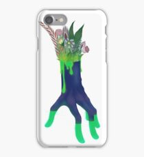 the touch of nature iPhone Case/Skin