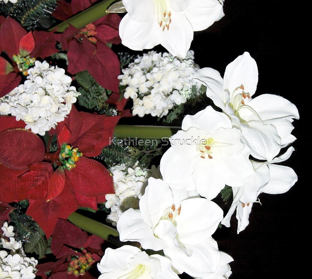 Holiday Floral Design by Kathleen Struckle