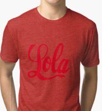 Lola Tri-blend T-Shirt